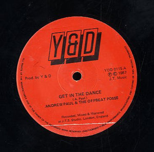 ANDREW PAUL & THE OFFBEAT POSSE [Get In The Dance]