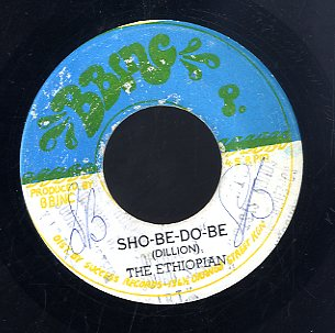 ETHIOPIANS  [I'm Sharing You / Shoo Be Doo Be Doo ]