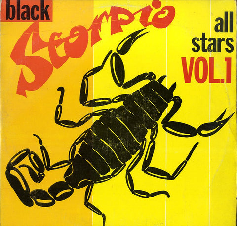 V.A.  [Black Scorpio All Stars Vol.1]