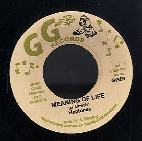 THE HEPTONES [Meaning Of Life]