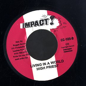 RONNIE DAVIS / HIGH PRIEST [Chasing You / Living In A World]