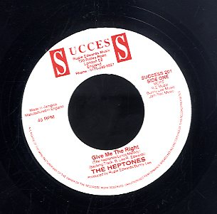 HEPTONES [Give Me The Right / Give Me Love And Affection]