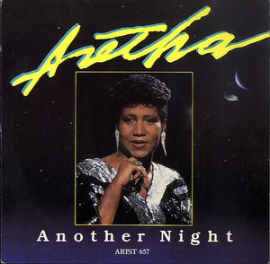 ARETHA FRANKLIN [Another Night]