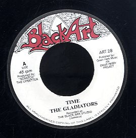 THE GLADIATORS  / THE UPSETTERS [Time / Dub In Time]
