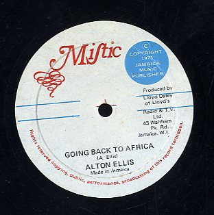 ALTON ELLIS [Lord Deliver Us]