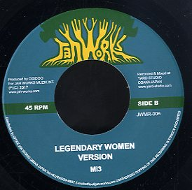LUKIE D / MI3 [Legendary Women / Version]