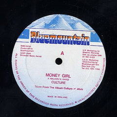 CULTURE [Money Girl / Dance Hall Style]