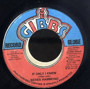 BERES HAMMOND [If Only I Knew ]