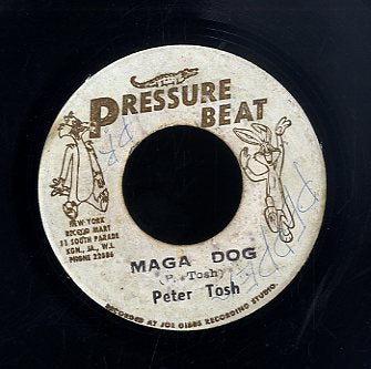 PETER TOSH [Maga Dog]