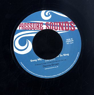 DENNIS BROWN [Song My Mother Used To Sing]