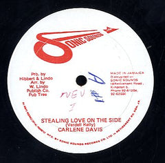 CARLENE DAVIS / DEAN FRAZER [Stealing Love On The Side]