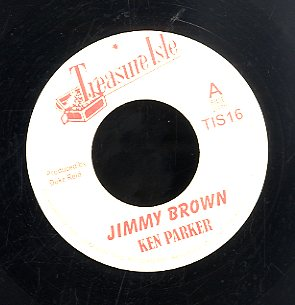 KEN PARKER [Jimmy Brown / Genuine Lov]