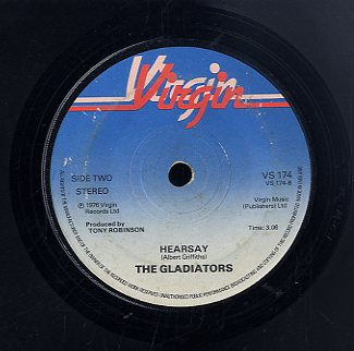 THE GLADIATOS [Hearsay / Chatty Chatty Mouth]
