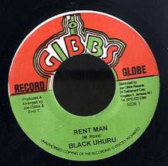 BLACK UHURU [Rent Man]
