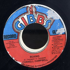 CORNELL CAMPBELL [Boxing]