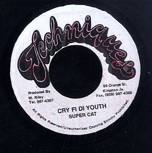 SUPER CAT [Cry Fi Di Youth]
