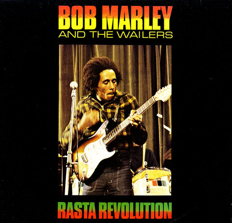 BOB MARLEY & THE WAILERS [Rasta Revolution]