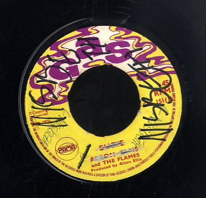 ALTON ELLIS & THE FLAMES [Suzie / Denver Ver]