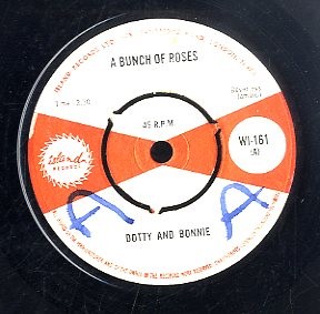 DOTTY & BONNY / SKATALITES [Bunch Of Rose / Trip To Mars ]