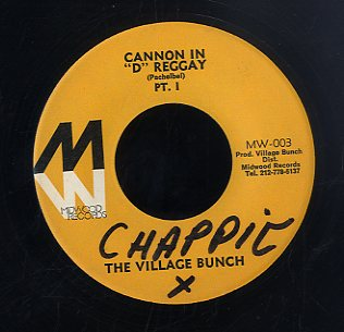 THE VILLAGE BUNCH [Cannon In D Reggay Pt1/Pt2]