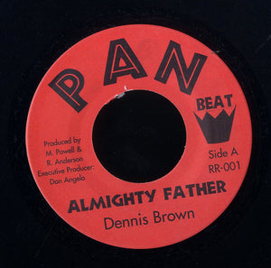 DENNIS BROWN [Almighty Father]
