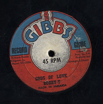 BOBBY T [Gods Of Love / Disco Session]