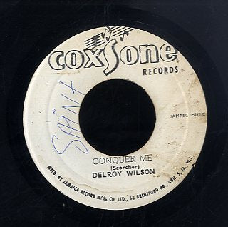 DELROY WILSON [Conquer Me / Give Me A Chance ]