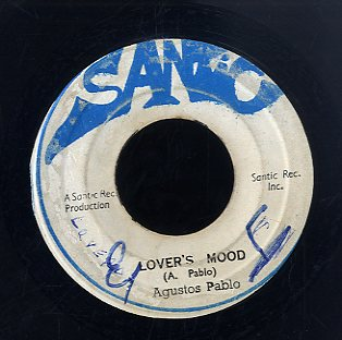 AGUSTOS PABLO [Lovers Mood / Lovers Rock]