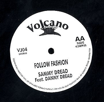 CULTURAL ROOTS / SAMMY DREAD FEAT. DANNY DREAD [Hell A Pop / Follow Fashion]
