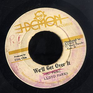 LLOYD PARKES [Well Get Over It]
