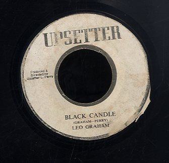 LEO GRAHAM [Black Candle / Bad Lamp]