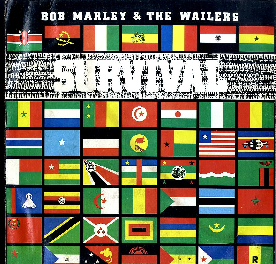 BOB MARLEY & THE WAILERS [Survival]