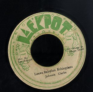 JOHNNY CLARKE [Leave Babylon Ethiopia]