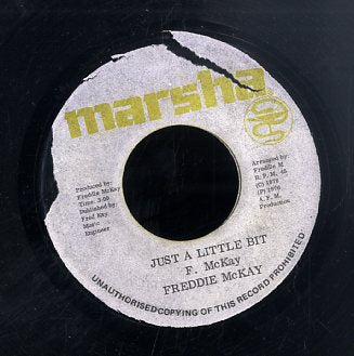 FREDDIE MCKAY [Just A Little Bit]