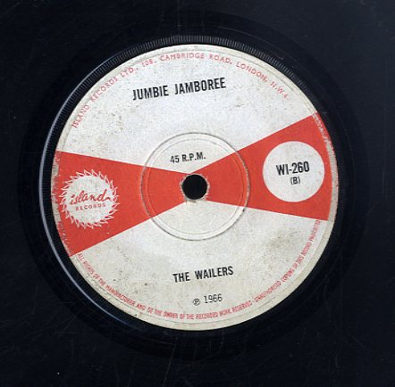 THE WAILERS / ROLAND ALPHONSO [Jumbie Jumborie / I Should Hava Known Better]