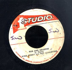 LEE PERRY & SOULETTES / SOUL BROTHERS [Rub And Squeeze / Here Comes The Mink]