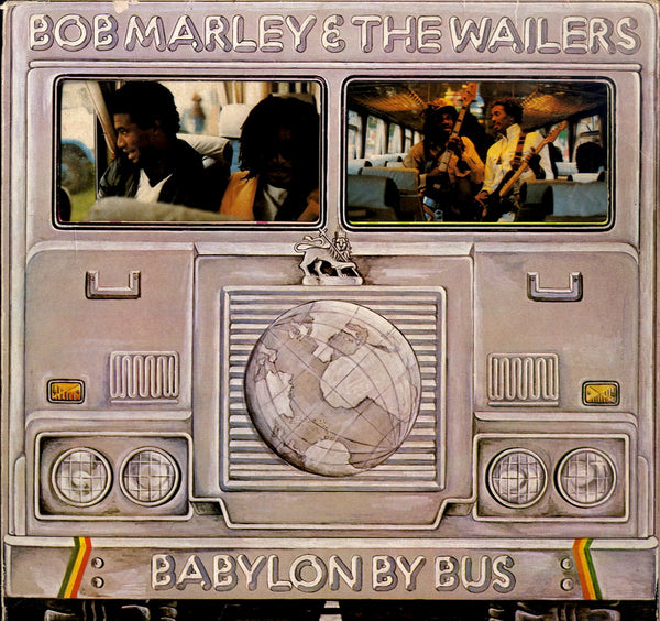 BOB MARLEY & THE WAILERS [Babylon By Bus]