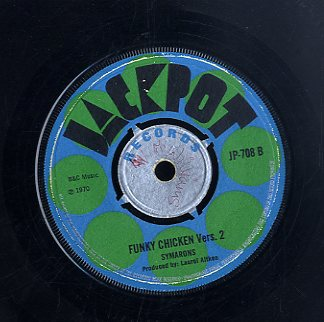 WINSTON GROOVEY / SYMARONS [Funky Chicken / Vers. 2]