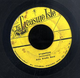 BABA BROOKS / JUSTIN HINDS & THE DOMINOS [Stampede / Come Bail Me]