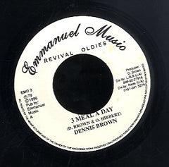 DENNIS BROWN [3 Meal A Day]