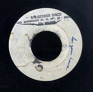 LARIEL AITKENS / WINSTON GROOVY [Baby I Need Your Loving / For Your Love]