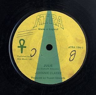 JOHNNY CLARKE  [Wondering / Julie]