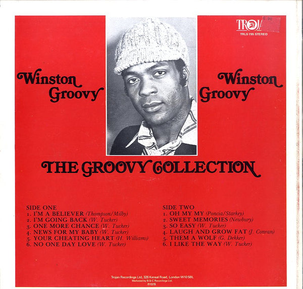WINSTON GROOVY [The Groovy Collection]