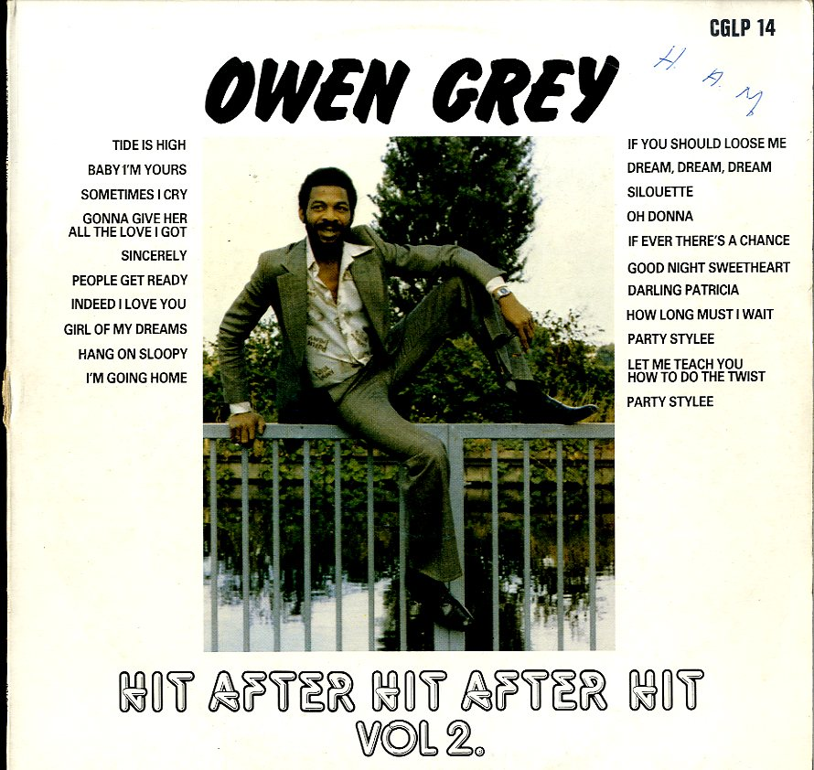OWEN GREY [Hit After Hit After Hit Vol.2]