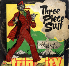 TRINITY [Three Piece Suit]
