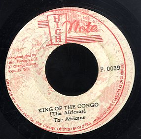 THE AFRICANS [King Of The Congo]