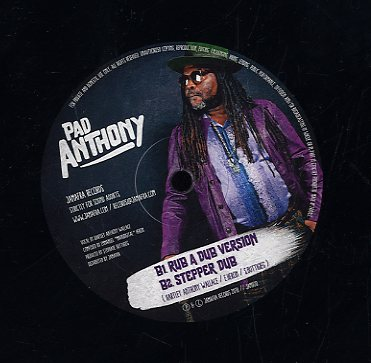 PAD ANTHONY [Lock And The Key (Manudigital Remix) / (Rub A Dub Version) (Stepper Dub)]