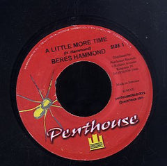 BUJU BANTON & BERES HAMMOND [Little More Time]