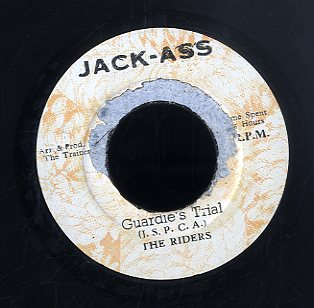 BOBBY BRISTOL / THE RIDERS [I'm Going Home / Guardie's Trial]