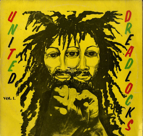 G ISAACS. J DELGADO. JUNIOR ROSS. ETC... [Dread Locks United Vol1]